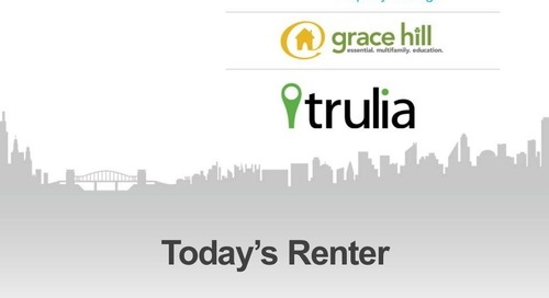Today's Renter with Trulia (Property Management Industry)