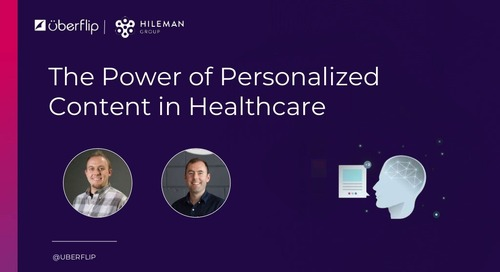 The Power of Personalized Content in Healthcare