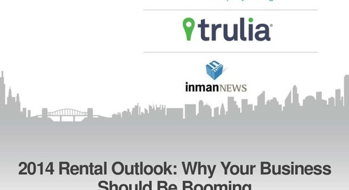 2014 Rental Outlook: Why Your Business Should Be Booming | Webinar with Nikesh Parekh, VP of New Ventures, Trulia