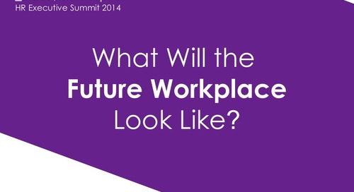 What will the future workplace look like?