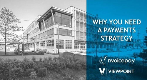 Why Construction Companies Need a Payments Strategy