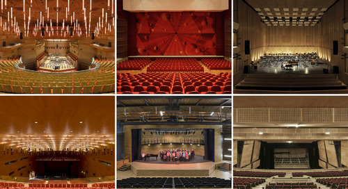 Acoustic and Auditoriums: 30 Sections to Guide Your Design