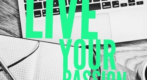 8 Steps to Living Your Passion Full-Time