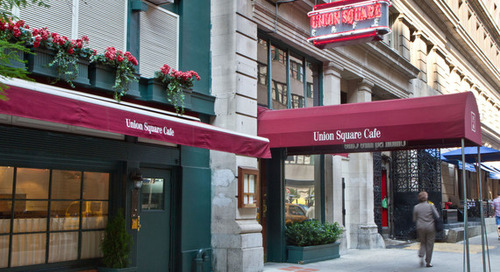 How Union Square Cafe Found a New Home & Set a New Standard