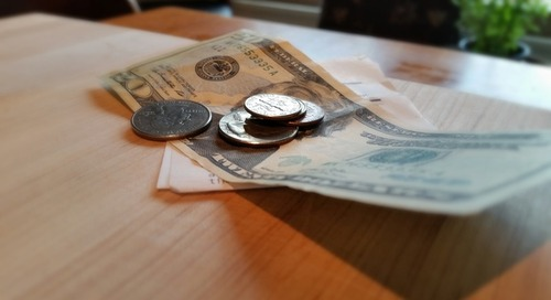 From the Ivory Tower Kitchen: Tipping for Change