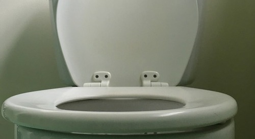Who's Peeing on the Toilet Seats at Work?