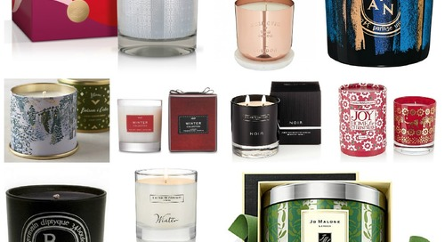 The Best Christmas Candles