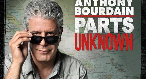 CNN: Anthony Bourdain: Parts Unknown [Returning Series]
