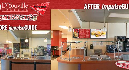 D'Youville's Cafés get an upgrade!