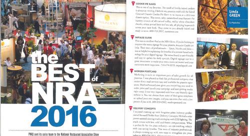PMQ Pizza Magazine Recognition!