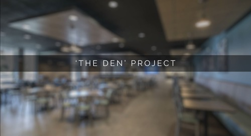 Transformation Tuesday | 'The Den' at Daemen College