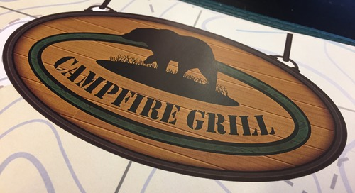Transformation Tuesday | Campfire Grill's New Menu!