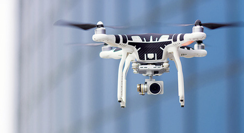 Where do drones fit in with security?