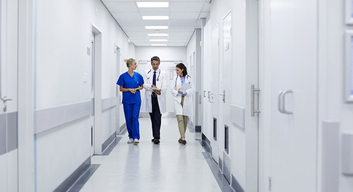 Using access control to ensure compliance in healthcare