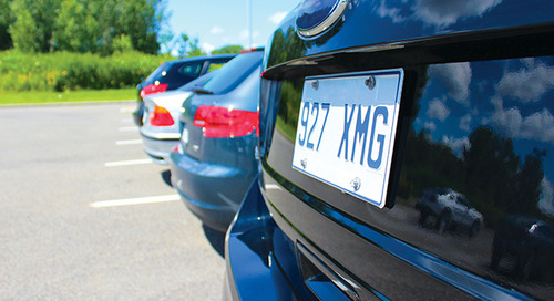 Improve your operations with license plate data