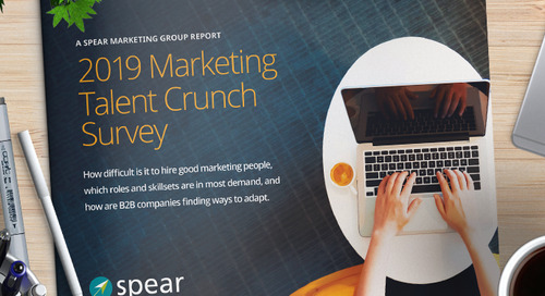 2019 Marketing Talent Crunch Survey Report