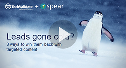 Leads Gone Cold? 3 Ways to Win Them Back with Targeted Content