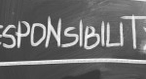 The age of responsibility