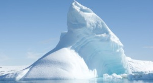 Looking out for icebergs