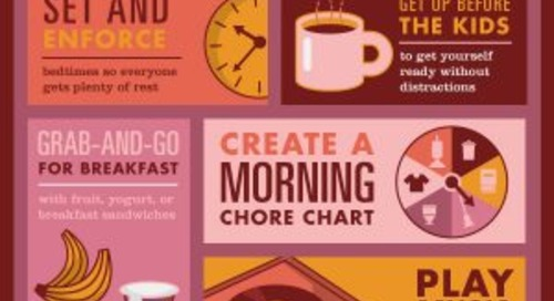 Use This Morning Routine For a Less Stressful Holiday Season
