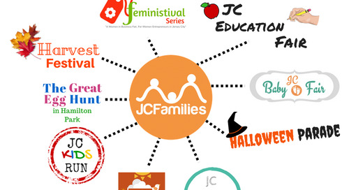 JCFamilies' Events Sponsorship/ Advertising Offer for 2018