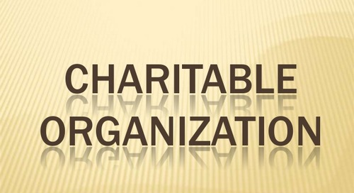 Charitable Organizations in Jersey City
