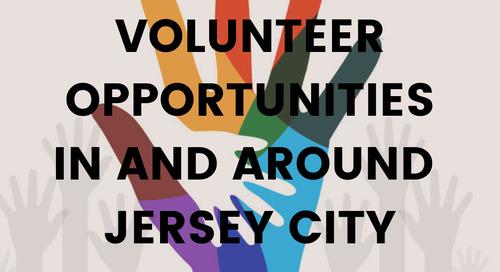 Volunteer Opportunities In and Around Jersey City