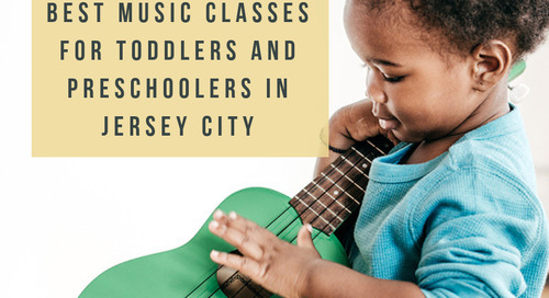 Best Music Classes for Toddlers and Preschoolers in Jersey City