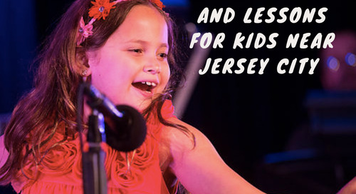 Vocal Classes and Lessons For Kids Near Jersey City