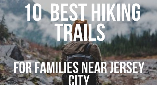 10 Best Hiking Trails for Families Near Jersey City