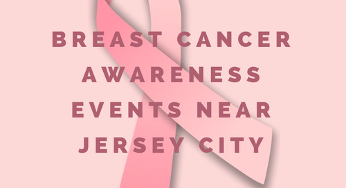 Breast Cancer Awareness Events Near Jersey City