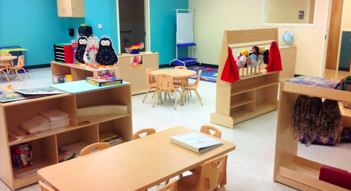 Kiddie Academy of Hamilton Park Is A Learning Oasis