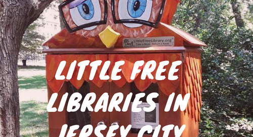 Little Free Libraries In Jersey City