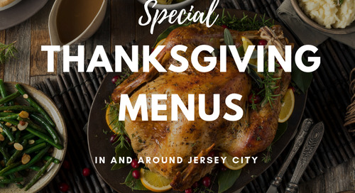 Special Thanksgiving Menus In and Around Jersey City