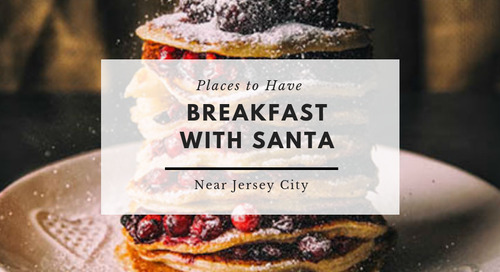 Places To Have Breakfast with Santa Near Jersey City