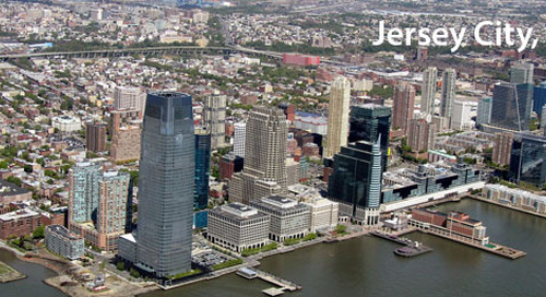 A day in Jersey City