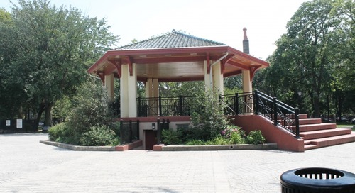 Things to do around Hamilton Park in Jersey City