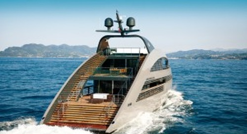 Must-see superyachts at the Singapore Yacht Show