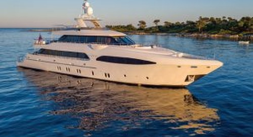 Cannes Yachting Festival: six great brokerage yachts