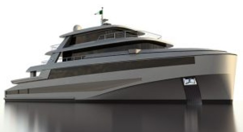 CCN and Floating Life unveil the 42.5-metre Commander