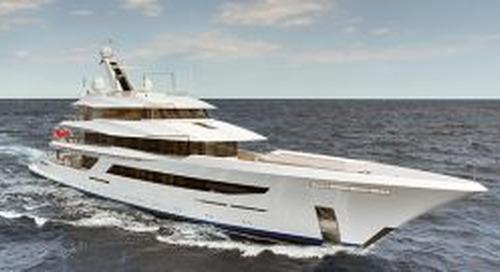 Feadship Joy joins Burgess charter fleet