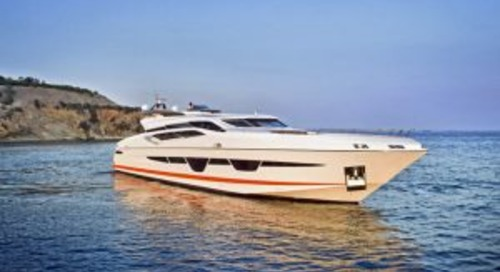 Numarine 105HT: two yachts ready for delivery