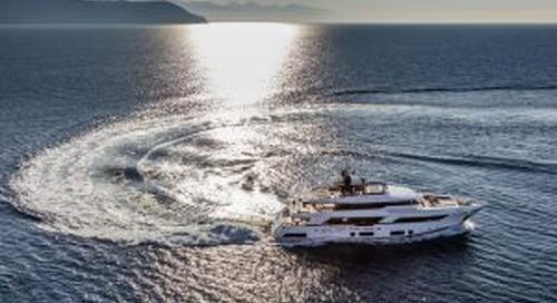 On board the Custom Line Navetta 37