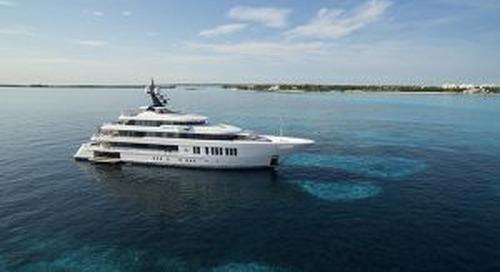 Five new yachts to see at FLIBS