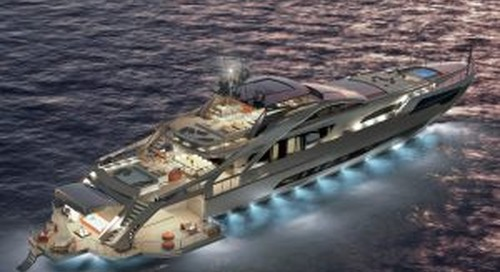 First Pershing 140 sold