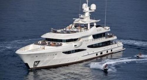 Amels Elixir joins Y.CO's charter fleet