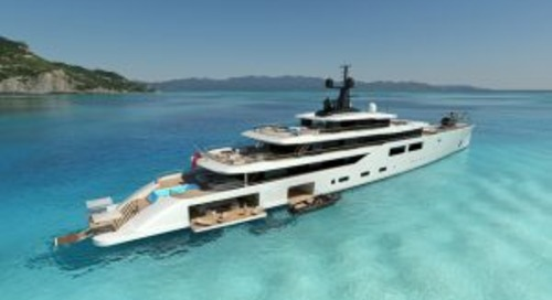 Oceanco Spectrum: a yacht of possibilities