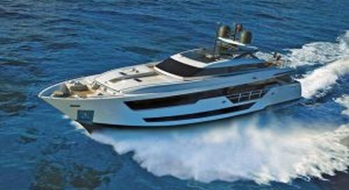 Custom Line 120: Reimagining the maxi yacht