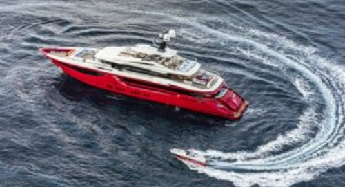 Mondomarine Ipanema: A Vision in Red