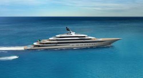 Fincantieri unveils 120-metre Private Bay